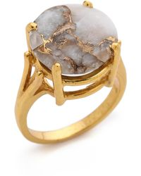 Heather Hawkins - Angel Ring - Lyst