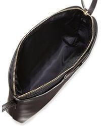 The Row Multipouch Crossbody Bag Blacknavy - Lyst