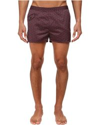 Marc Jacobs Dot Floral Swimshort - Lyst