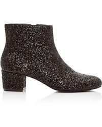 Macgraw Black Glitter Lucky Boot