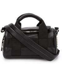 Alexander Wang - Small Studded Duffle Tote - Lyst