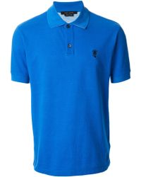 Marc Jacobs Logo Embroidered Polo Shirt - Lyst