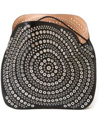 Alaïa | Studded Bubble Tote | Lyst