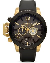 Brera Orologi Militare Stainless Steel Chronograph Watch - Lyst