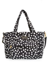 Marc By Marc Jacobs 'Crosby - Elizababy' Quilted Nylon Diaper Bag - Lyst