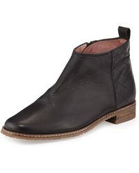 Andre Assous Gloria Leather Ankle Boot - Lyst