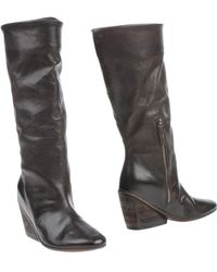 Marsell Boots - Lyst