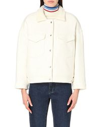 UNIF - Manda Woven Jacket - For Women - Lyst