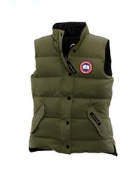 Canada Goose womens outlet price - Canada goose Borden Bomber in Green for Men (Military Green) | Lyst