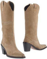 Lemarè Boots - Natural