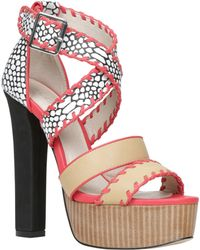 Aldo Red Knuckles - Lyst