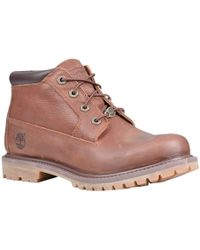 Timberland - Women's Nellie Chukka Double Waterproof Boot - Lyst