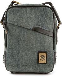 Diesel Stodgee Messenger Bag - Lyst