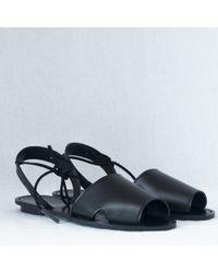 Maiyet flats flat sandals - Lyst