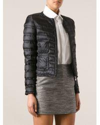 Moncler 'Lissy' Short Jacket - Lyst