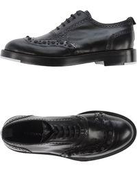 3f423c3e40f0 Kris Van Assche - Lace-up Shoes - Lyst