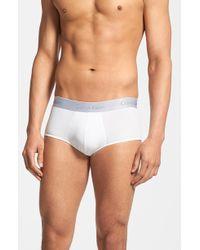 Calvin Klein Men'S 'Superior' Cotton Blend Briefs - Lyst