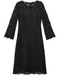 Goat Pandora Lace Dress black - Lyst