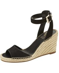 Vince Camuto Tagger Wedge black - Lyst