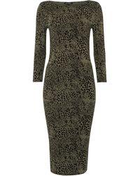 Baukjen Compton Print Dress - Lyst