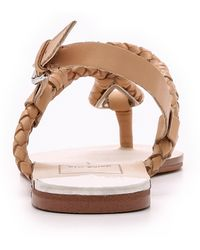 Dolce Vita - Dixin Sandals - Natural - Lyst