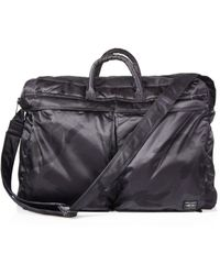 Porter Two-Way Camo Duffel Bag - Lyst