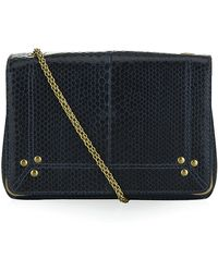 Jérôme Dreyfuss - Eliot Mini Shoulder Bag - Lyst