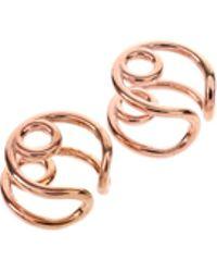 COOPS London Earrings - Lyst