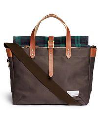 Nanamica - Cordura® Twill Briefcase - Lyst