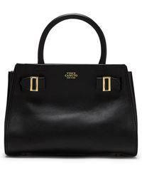 Vince Camuto Eli Leather Satchel - Lyst