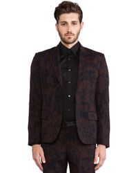 Marc By Marc Jacobs Sonny Suiting Blazer - Lyst
