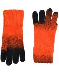 Y-3 Gloves - Orange