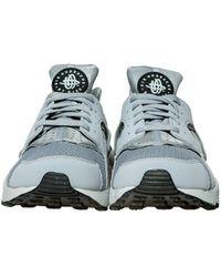 Nike Air Huarache Sneaker gray - Lyst