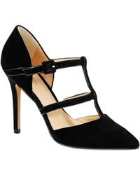 Charles By Charles David Pano Strappy Heels - Lyst