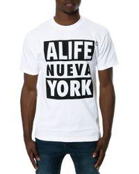 Alife The Nueva York Full Tee - Lyst