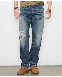 Denim & Supply Ralph Lauren Straight-Fit Westmont Jeans - Lyst