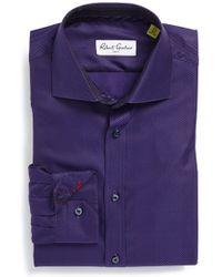 Robert Graham Regular Fit Dress Shirt - Lyst