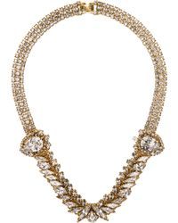 Erickson Beamon Young & Innocent Necklace - Lyst