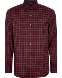 Victorinox - Villamont Long Sleeve Shirt - Lyst