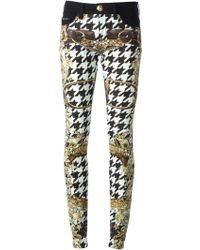 Philipp Plein 'Chic' Skinny Jeans - Lyst