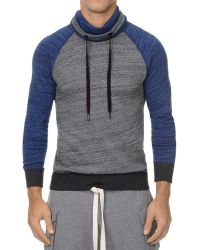 2xist - 2(x)ist Funnel Neck Pullover - Lyst