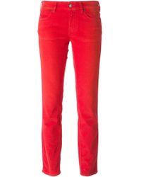 Vanessa Bruno Slim Fit Jeans - Lyst