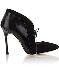 Chelsea Paris - Izzy Ankle-tie Booties - Lyst