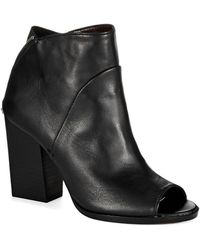 Report Signature Blare Ankle Boots - Lyst