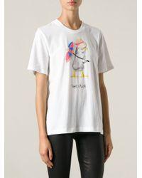 Markus Lupfer Hot Chick Tshirt - Lyst
