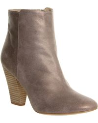 Office Flawless Ankle Boot - Lyst