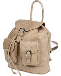 Desmo Backpacks & Fanny Packs - Natural