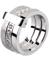 Breil - Ring - Lyst