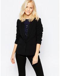 Greylin Amer Tuxedo Jacket - Black