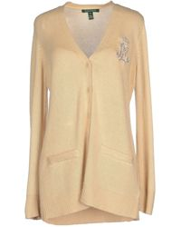 Lauren by Ralph Lauren Cardigan - Natural